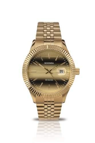 Sekonda Herren-Armbanduhr Analog Quarz 333027