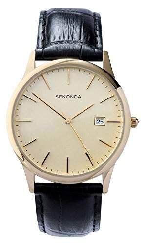 Sekonda Herren-Armbanduhr Analog quarz 369727