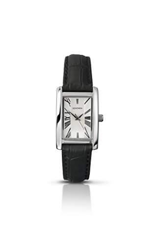 SEKONDA Damen-Armbanduhr Analog Quarz Leder 408027