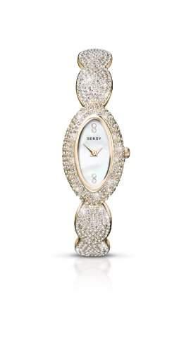 Sekonda Damen-Armbanduhr Analog Sonstige Materialien Gold 420637