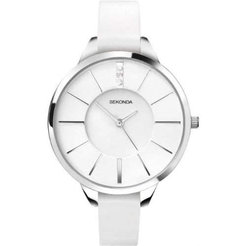 Sekonda Damen-Armbanduhr Analog Quarz 421927