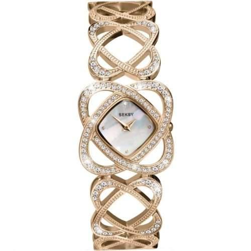 Sekonda Damen-Armbanduhr Analog Quarz 422937