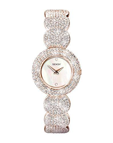 Sekonda Damen-Armbanduhr Analog Quarz 485237