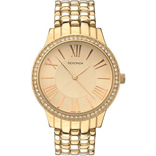 Damen Sekonda Editions Armbanduhr 2398
