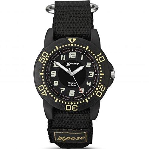 Herren Sekonda Xpose Armbanduhr Schutzschale 1038