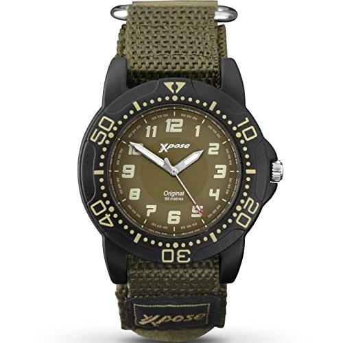 Herren Sekonda Xpose Armbanduhr Schutzschale 1040