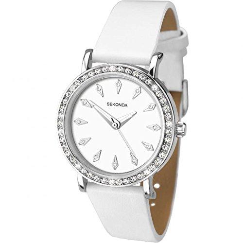 Sekonda Damen Armbanduhr Analog Quarz 2024 27