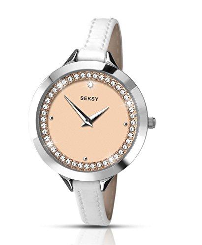 Sekonda Damen Armbanduhr Analog Quarz 2155 37