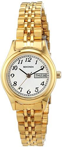 Sekonda Damen Armbanduhr Analog Quarz 2196 27
