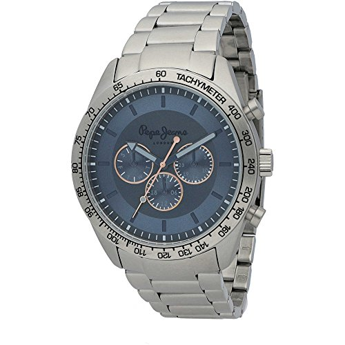Uhr Chronograph Herren Pepe Jeans Casual Cod r2353123002
