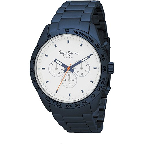 Uhr Chronograph Herren Pepe Jeans Casual Cod r2353123004
