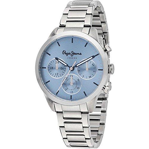 Pepe Jeans Damen Uhr Multifunktion EVA r2353124501