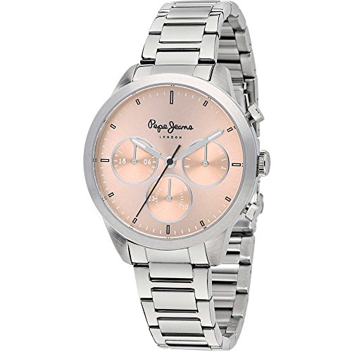 Pepe Jeans Damen Uhr Multifunktion EVA r2353124504