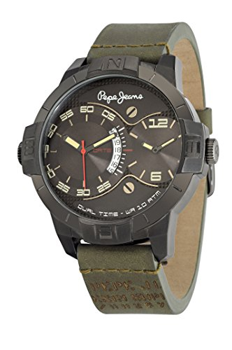 Pepe Jeans Carrie Analog Quarz Edelstahl R2351107003