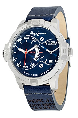 Pepe Jeans Carrie Analog Quarz Edelstahl R2351107004