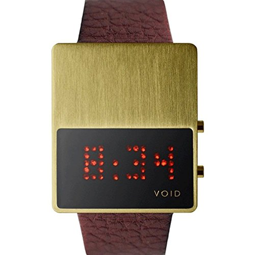VOID Watches V01LED Gold Black