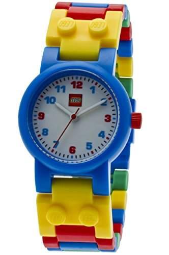 LEGO Make & Create Boys 5+ Kinderuhr 50m WR, 4250341