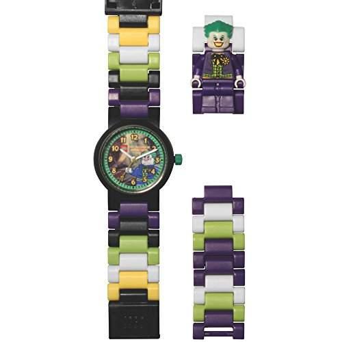 LEGO Kinder-Armbanduhr Analog Quarz Mehrfarbig 740443