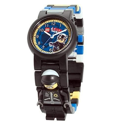 LEGO-740447-Zeigt Kinder-Armbanduhr 10510262Analog Kunststoff mehrfarbig