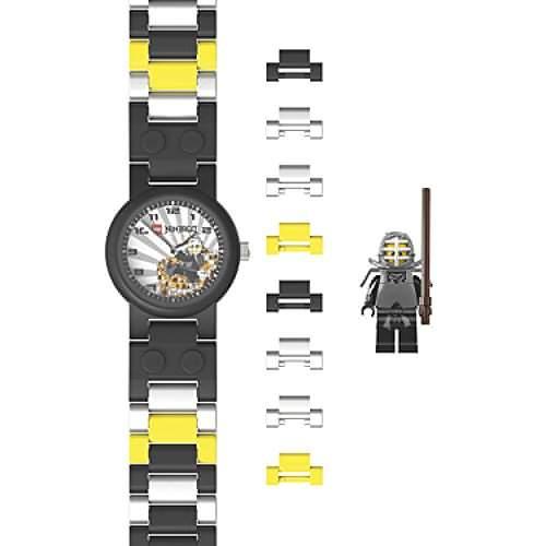 LEGO Kinder-Armbanduhr Analog Quarz Mehrfarbig 740540