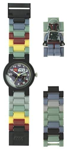 LEGO Kinder-Armbanduhr Analog Quarz Mehrfarbig 740544