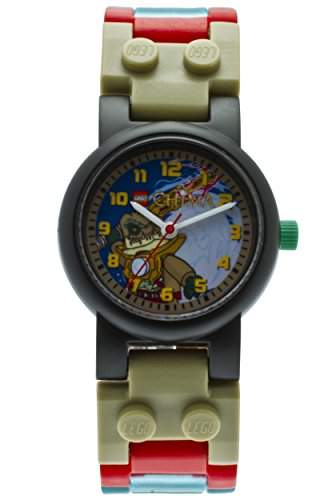 Lego Legends of Chima Crawley Childrens Quartz Watch 9000409