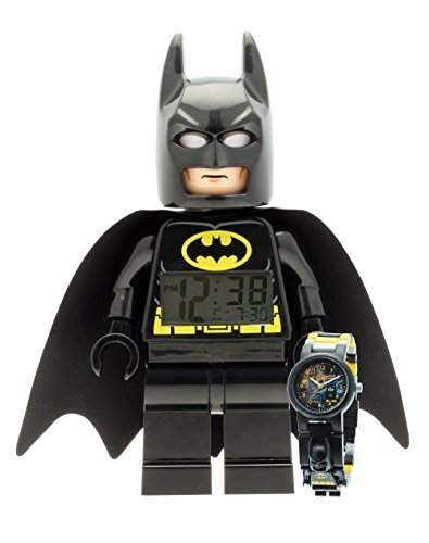 LEGO DC Super Heroes Batman Uhren Buendel