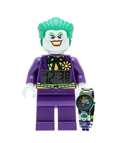 LEGO DC Super Heroes The Joker Uhren Buendel