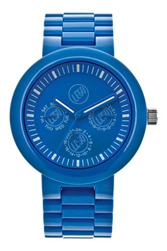 LEGO Erwachsenen Uhr - Multistud blau