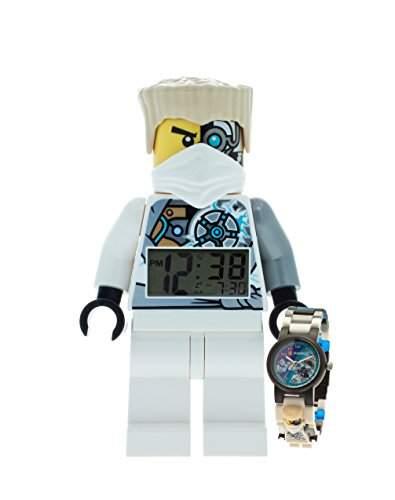 LEGO Ninjago Rebooted Zane Uhren Buendel