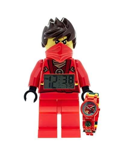 LEGO Ninjago Rebooted Kai Uhren Buendel