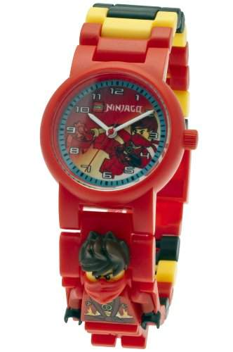 LEGO Ninjago Rebooted Kai armbanduhren