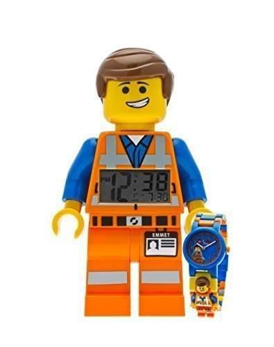 LEGO Movie Emmet Uhren Buendel
