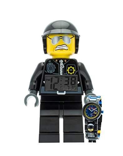LEGO Movie Bad Cop Uhren Buendel
