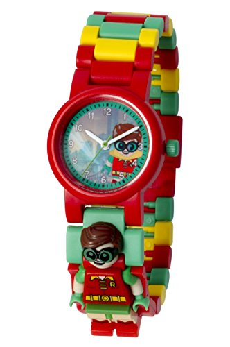 LEGO Batman Movie Robin Kinder Armbanduhr