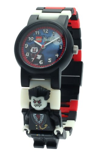 LEGO Monster Fighters Vampyre Minifigur Uhr