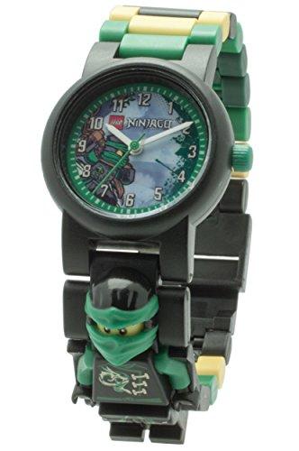 LEGO Unisex Armbanduhr Ninjago Lloyd Analog Quarz Plastik 8020554