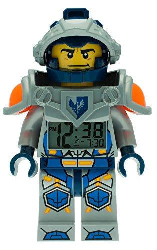 LEGO Unisex Wecker Digital Multicolour 9009419
