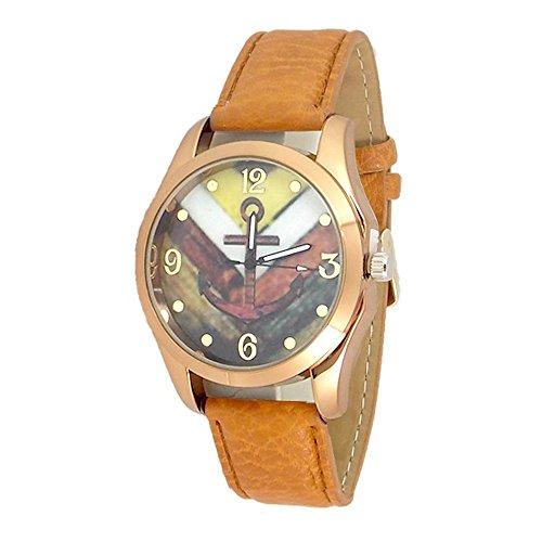 Procuffs Damen Armbanduhr analog digital Metall W32A