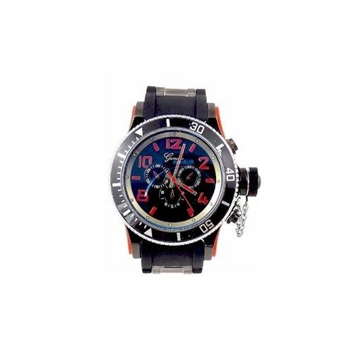 Procuffs Herren Armbanduhr analog digital Metall W94