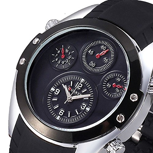 Modische Business Uhren Sport Quarz Herrenuhr