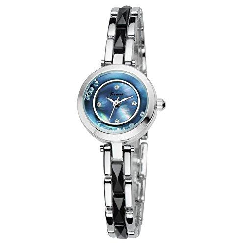 Armbanduhr Neuer Stil fashion girls schwarz