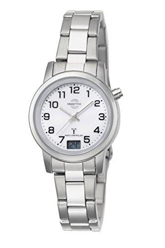 Master Time Damen Funkuhr Basic Classic MTLA 10301 12M