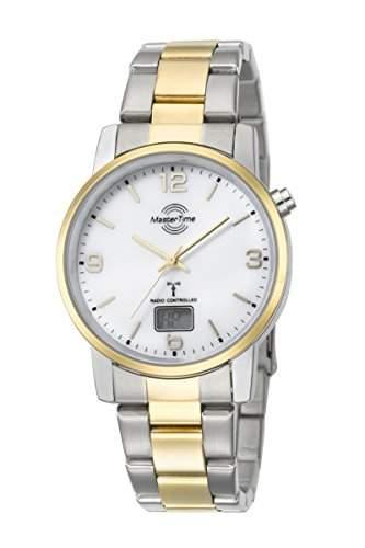 Herren-Funkuhr Master Time Funk Basic Series Herrenuhr MTGA-10304-12M Herren-Funk-Armbanduhr