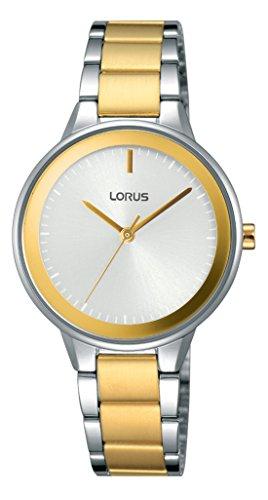Lorus Watches Fashion Analog Quarz Edelstahl beschichtet RRS75VX9