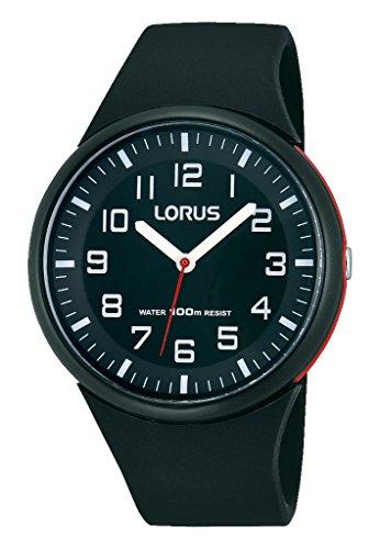 Lorus Fashion Analog Quarz Kautschuk RRX47DX9