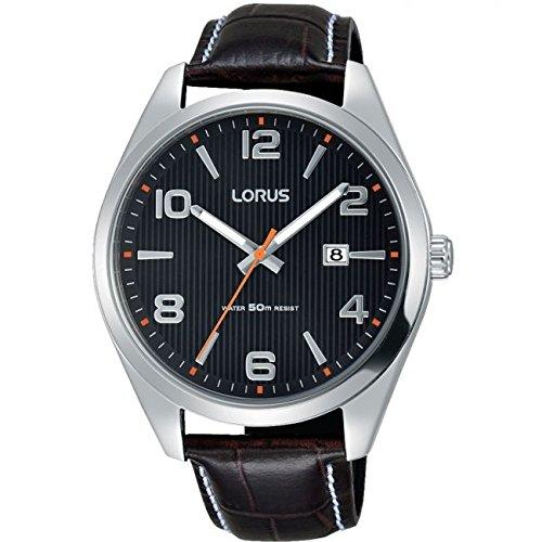 Lorus Gents Stainless Steel Bracelet Watch