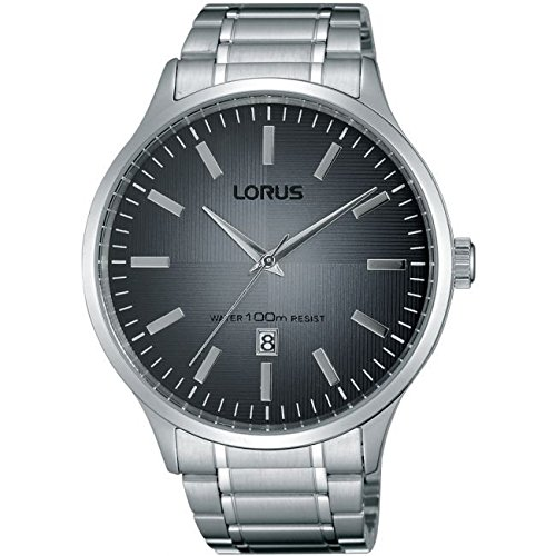 Lorus Gents Stainless Steel Watch