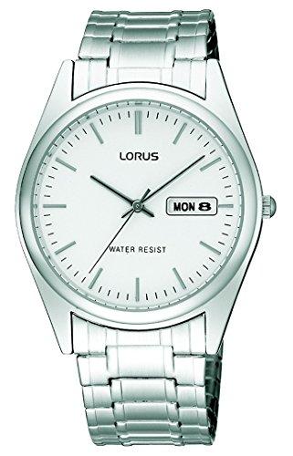 Lorus Analog Quarz Edelstahl RXN51AX8