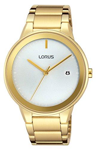 Lorus Watches Fashion Analog Quarz Edelstahl beschichtet RS926CX9
